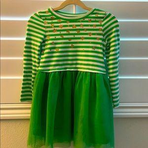 St. Patrick's Day dress (3T)